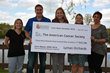 Lyman Orchards Contributes more than $33,000 to the American Cancer Society