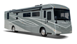 """The Winnebago Forza is one popular """"diesel pusher"""" eligible for the extended warranty through August."""