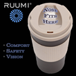 Ruumi Cup Interviewed at SCAA Expo 2017 – Demos Nose Defying Travel Cup Design
