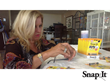 Nancy Tedeschi - Inventor of the Snapitscrew