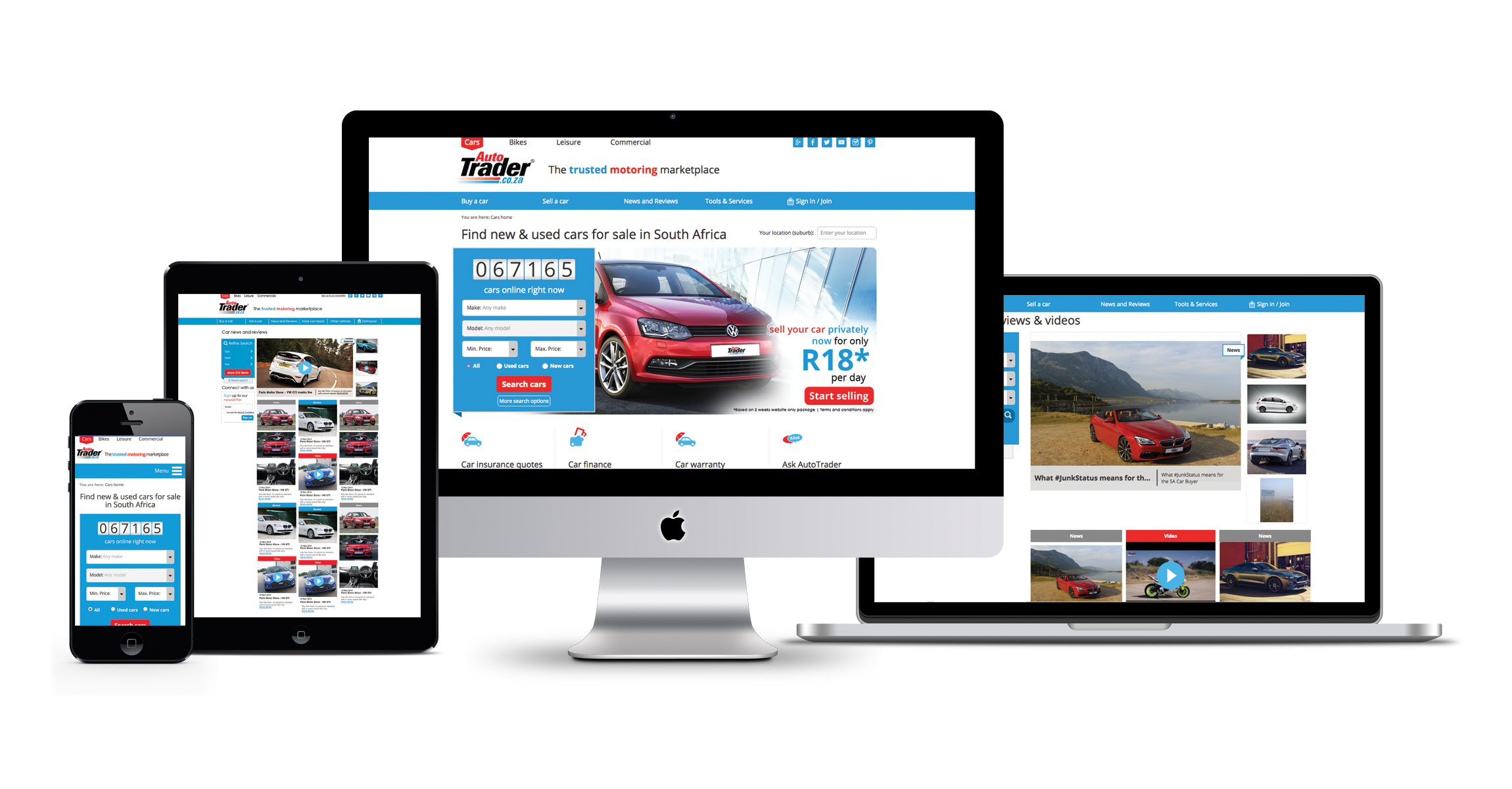 AutoTrader South Africa\'s Digital Transformation is complete