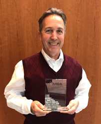 Warren Mueller, 2017 Distinguished Environmental Professional Award Winner