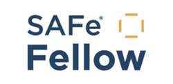 The SAFe Fellow Program Achievement Mark