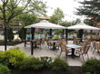 The Holiday Inn Westbury – Long Island Creates an Oasis for its Guests with its Outdoor Garden Courtyard and Pool