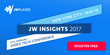 World's Top Media Leaders, Brands and Enterprises Join Lineup for JW INSIGHTS 2017
