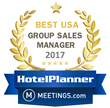 HotelPlanner & Meetings.com Reveal List of Best U.S. Sales Managers for Group Travel