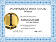 L. Ron Hubbard Receives National Recognition Through the INDEPENDENT PRESS AWARD®