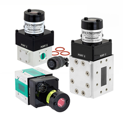 Waveguide Electromechanical Relay Switches