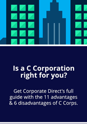Get Corporate Direct's Guide to C Corporations