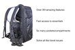 TRAVELA: The Best Travel Backpack