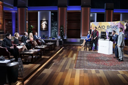 LAID BRAND SHARK TANK PITCH