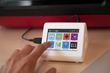 World's First Touchscreen for Consumer 3D Printing Surpasses Funding Goal on Kickstarter in Just 3 Hours
