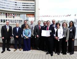 ASNC and IAEA