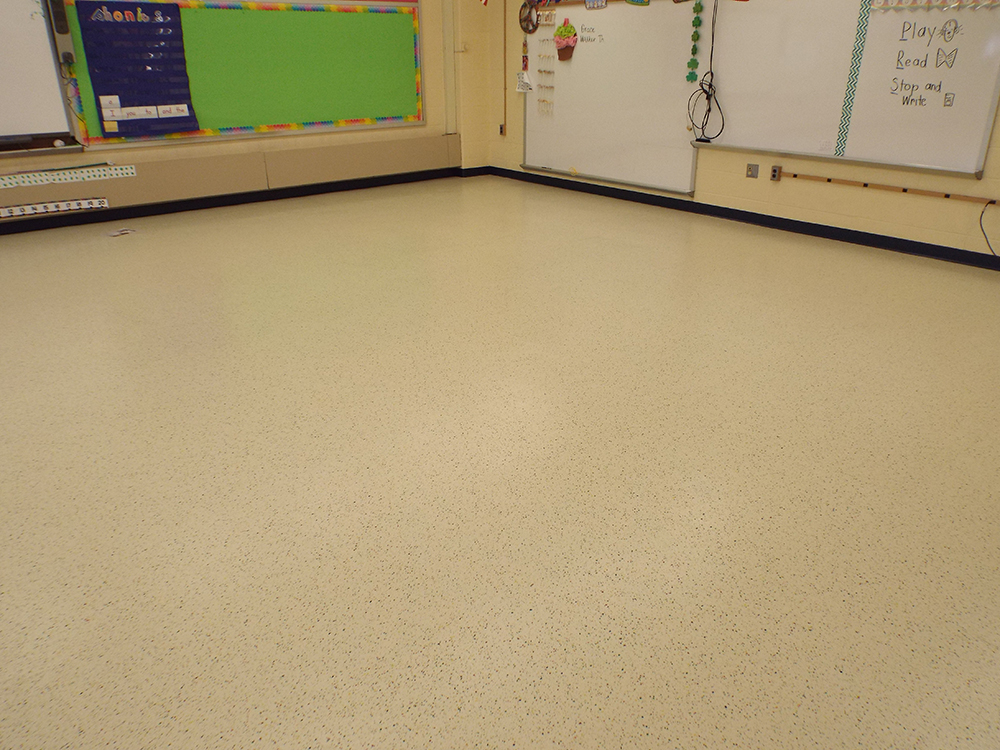 The gillespie group and flooring partner nora complete for Healthy flooring guide