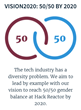 Hack Reactor Announces Vision2020: 50/50 Gender Balance by Year 2020