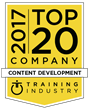 Caveo Learning Named to Training Industry's Top Content Development Companies List