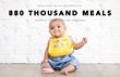 Bella Tunno Announces Over 888,235 Meals Donated Through B1G Initiative