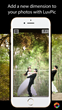 Patented Augmented Reality Mobile App Offers Video Messages Hidden in Photo Products
