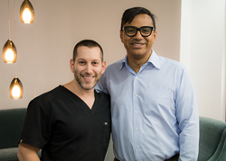 Dr. Jason Emer and Philip Battiade of INFUSIO