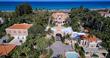 Aerial view of Villa la Renaissance