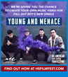 Fall Out Boy & Music Choice Team Up to Give Students The Ultimate Chance To Create a Music Video for Young and Menace