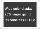 Presents color-matched image and PDF document previews for the most accurate color.