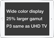 HELIOS Document Hub Presents Images in P3 Wide Color Gamut