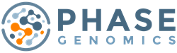 Phase Genomics logo