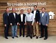 From Left to Right: Chris Mellon, CMO & SVP (ARS); Dave Slott, CEO (ARS); Luis Orbegoso, President & COO (ARS); Marwan Fawaz, CEO (Nest); Peter Simpson, Digital Director (ARS); Jim McMahon, CFO (ARS)