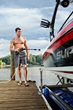 New WORX Hydroshot Cordless Power Cleaner Pumps Fresh Water from Hose, Bucket, Pool or Lake