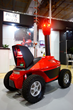 Security Robots Made in Silicon Valley Come to Brazil