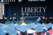 President Trump Makes his First Commencement Speech to Liberty University Grads