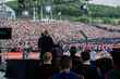 President Donald J. Drump delivered the first Commencement address of his presidency at Liberty University on May 13, 2017.