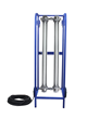 Larson Electronics LLC Releases A New Dolly Cart Mounted Explosion Proof Paint Spray Booth LED Light