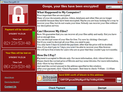 Global WanaCry Ransomware