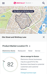 Spatially's Product-Market-Location Fit