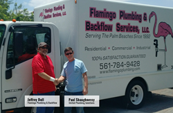 Flamingo Plumbing and Backflow Services LLC