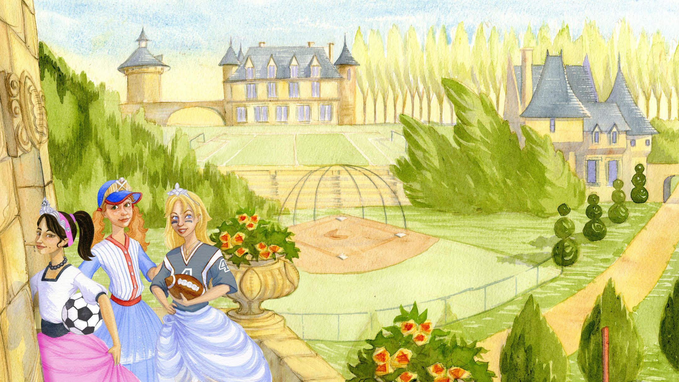 Step Aside Disney Princesses There S A New Princess