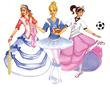 Baseball Princess, Football Princess and Soccer Princess