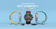 SteelConnect AZ3 Asus Zenwatch 3 Lug Adapter Receives Groundbreaking Response in Kickstarter