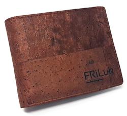Vegan Wallet Made of Natural Cork