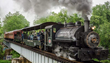 """Walkersville Southern Railroad Welcomes """"Sadie the Steam Engine"""""""