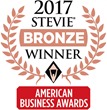 Powernet's AJ Caplinger is a 2017 Bronze Stevie Award recipient.