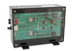 Optical Testers simplify testing of LightABLE rugged transceivers and of optical interconnects.