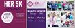 HER5K Purple Bucket Run Raises Awareness for Women's Pregnancy Health