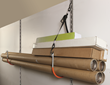 Kinedyne Unveils THE E-HOOK Wall-Mounted, Freight Loading Storage Solution for Linear, Flexible and Hard-to-Stow Cargo
