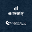Earnworthy is a Digital Marketer Certified Partner