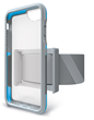 BodyGuardz Trainr Pro Case (Gray/Blue)