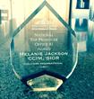 Melanie Jackson 2016 #1 Office Broker Producer Award