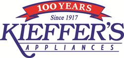 Kieffer's 100 year anniversary logo